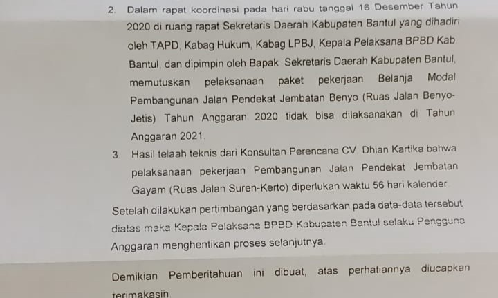 Poin+pernyataan+BPBD+Bantul+soal+penghentian+proyek+jalan