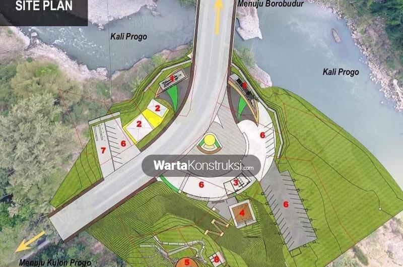 Site+plan+gerbang+Klangon