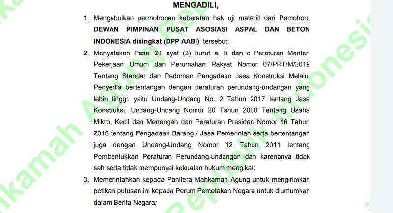 MA+Batalkan+Permen+PU+Nomor+7+Tahun+2019