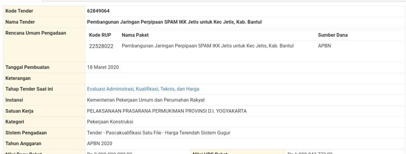 Proyek+SPAM+IKK+Jetis+Dicancel