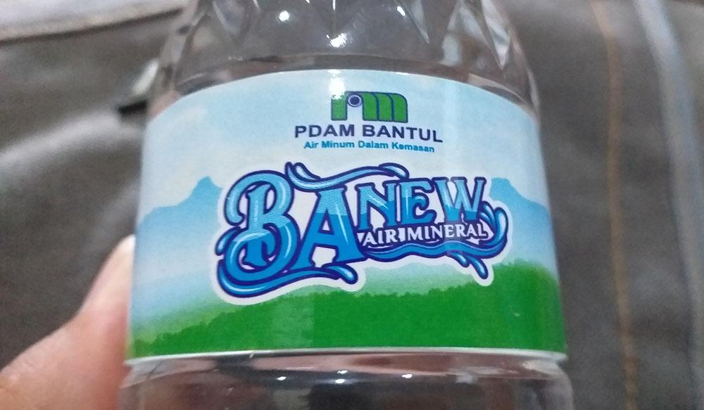 Produk+AMDK+BANew+dikenalkan+kepada+publik+Kamis+di+ajang+Bantul+Expo