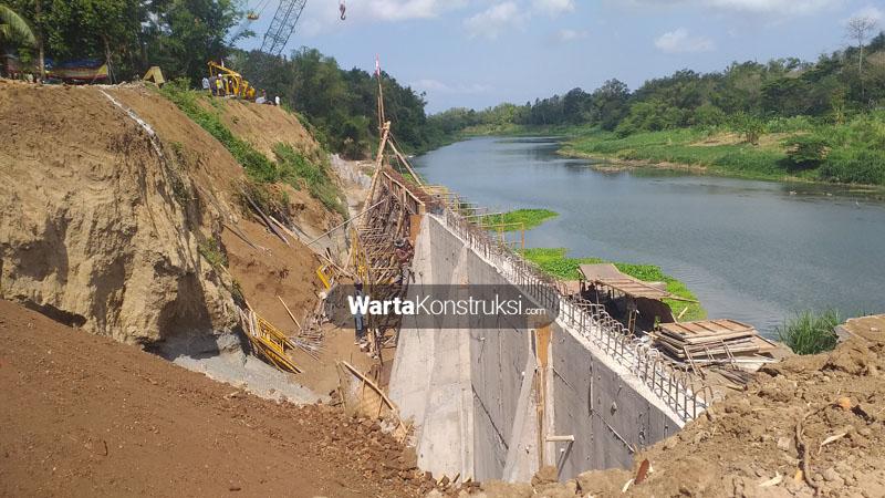 Pengendali+banjir+sungai+Opak+70+persen