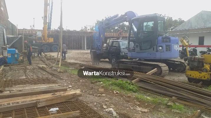 Progres+pekerjaan+rusun+ponpes+Ali+Maksum+Krapyak+lebihi+target