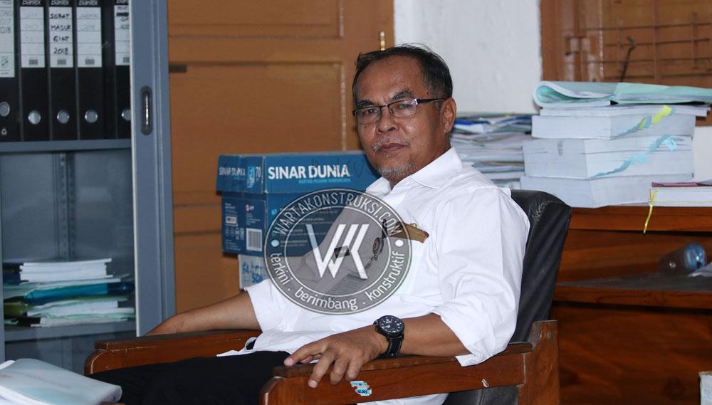 Agus Pancaji Sukarno, Kepala Kawasan Bidang Pemukiman dan Tata Bangunan Dinas Perumahan dan Kawasan Pemukiman Dinas Perwaskin Klaten