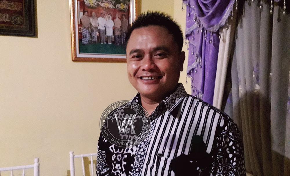 Rony Nurdyantoro Kades Mororejo